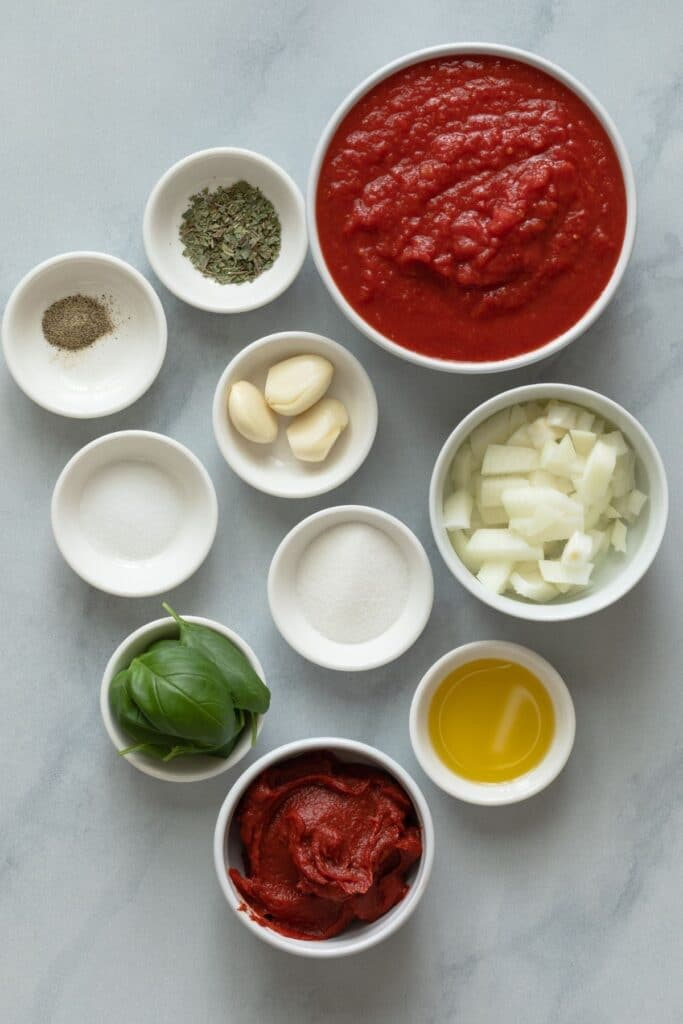 Best Pizza Sauce Ingredients