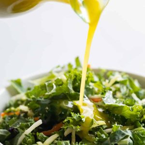 Basic Vinaigrette Recipe Image