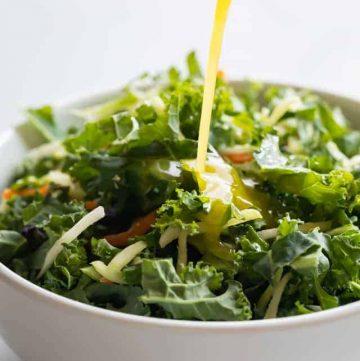 Basic Vinaigrette Salad Dressing