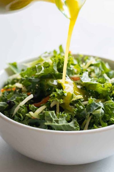 Basic Vinaigrette Salad Dressing